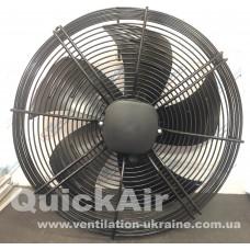 Осевой вентилятор QuickAir WO-B 450 (Чехия)