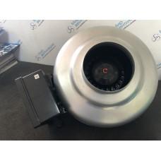 Канльный вентилятор QuickAir KW 100 ( Чехия)