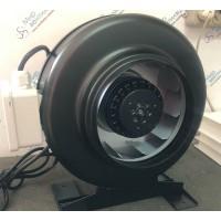 Канальный вентилятор UVS VENUS VKCM 150  (Усиленный)