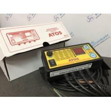 Автоматика для твердотопливного котла ATOS ( АТОС)